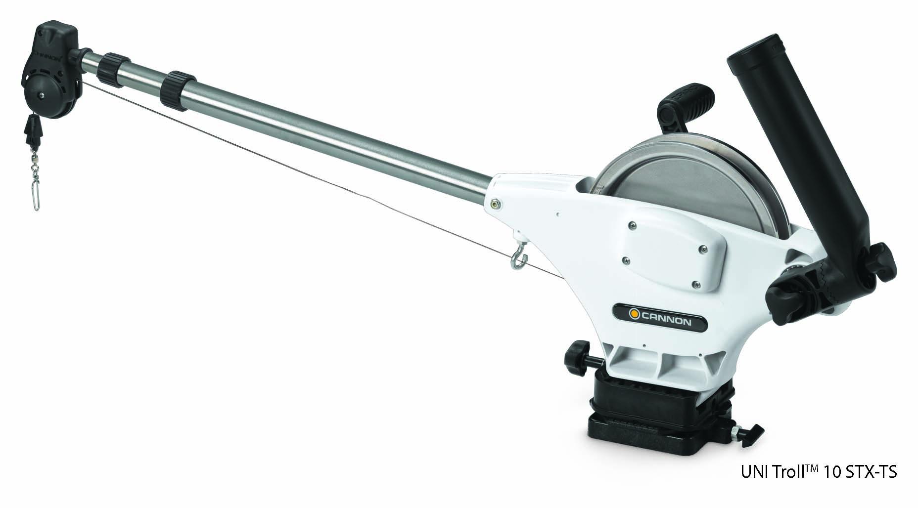 Cannon Downrigger Uni Troll 10 STX-TS