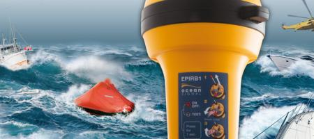 EPIRB Notsignalsender Modell SafeSea E100G
